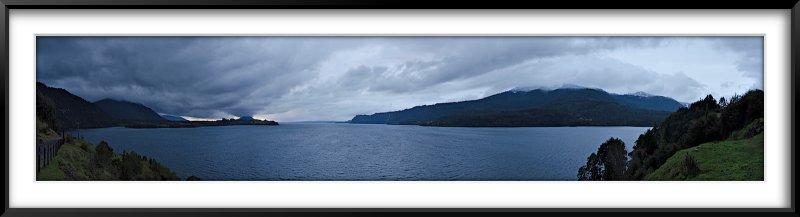 Vista Lago Rupanco del Noreste
