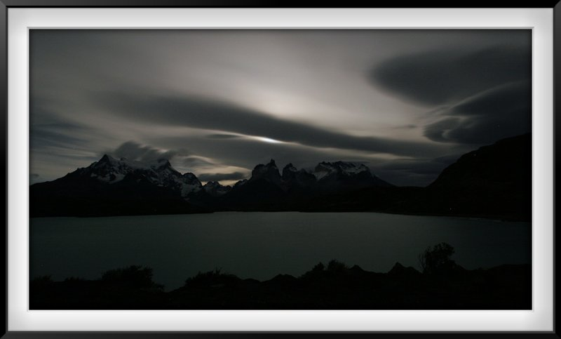 Patagonia: Lake Pehoe and Cuernos del Paine