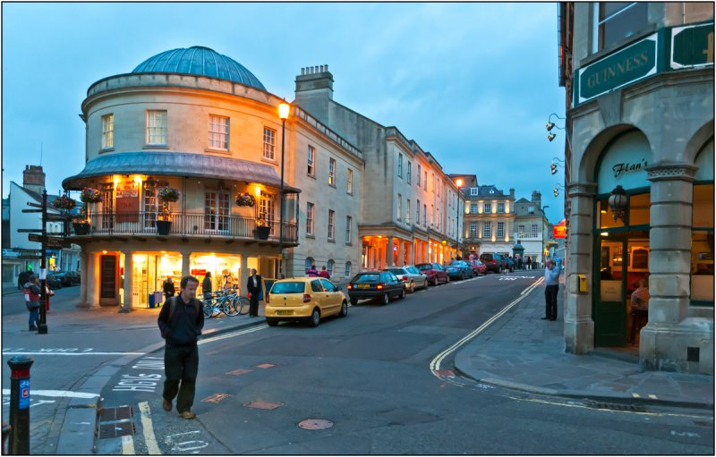 Westgate Street at Kingsmead Square