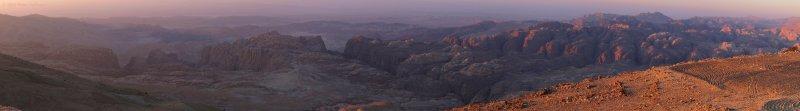 Jordan Panorama