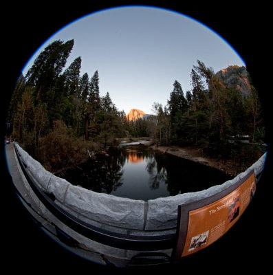 Half Dome World