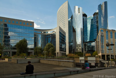 La Defense Business Complex