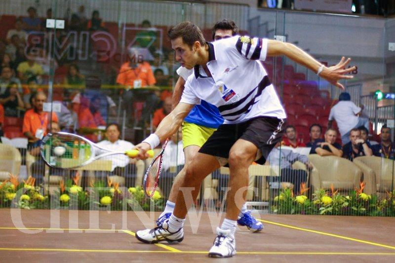 Mohd Azlan Iskandar (Mas) vs Mohamed El Shobagy (Egy)