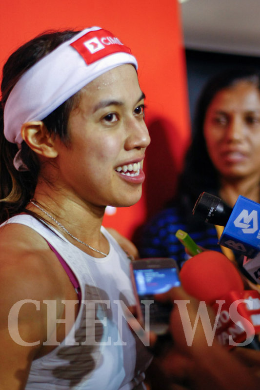 Nicol David (Mas)