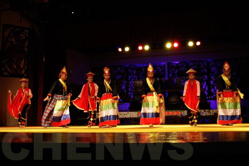 Bidayuh dance