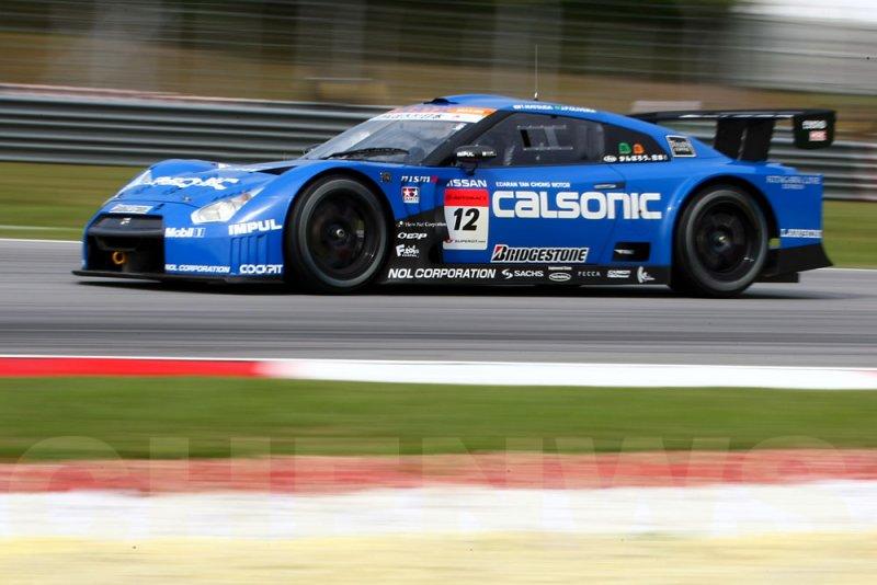 CALSONIC IMPUL GT-R