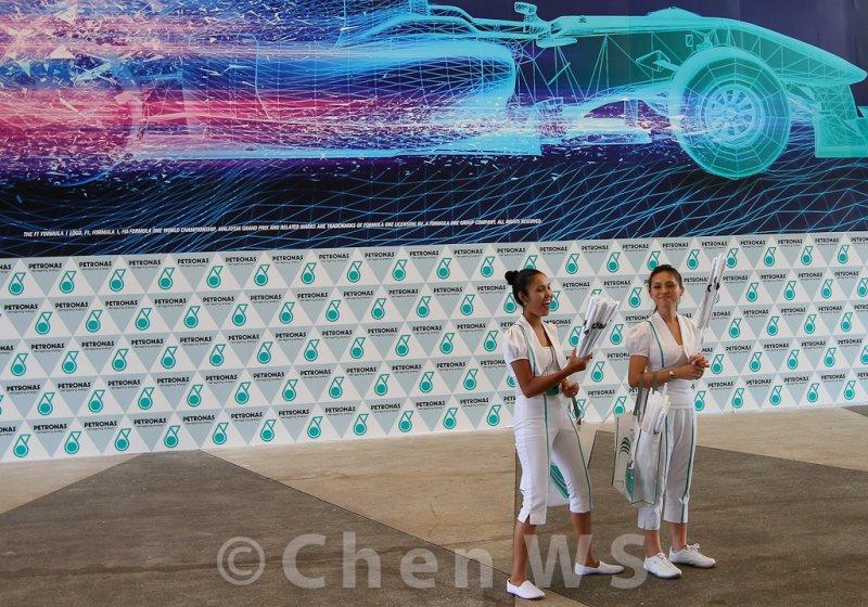 Petronas girls