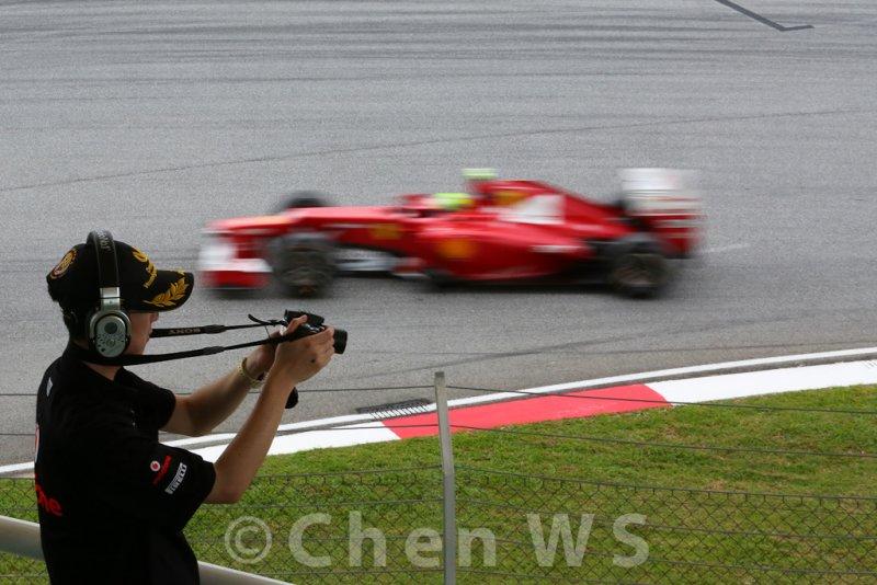 Turn 15; F. Massa