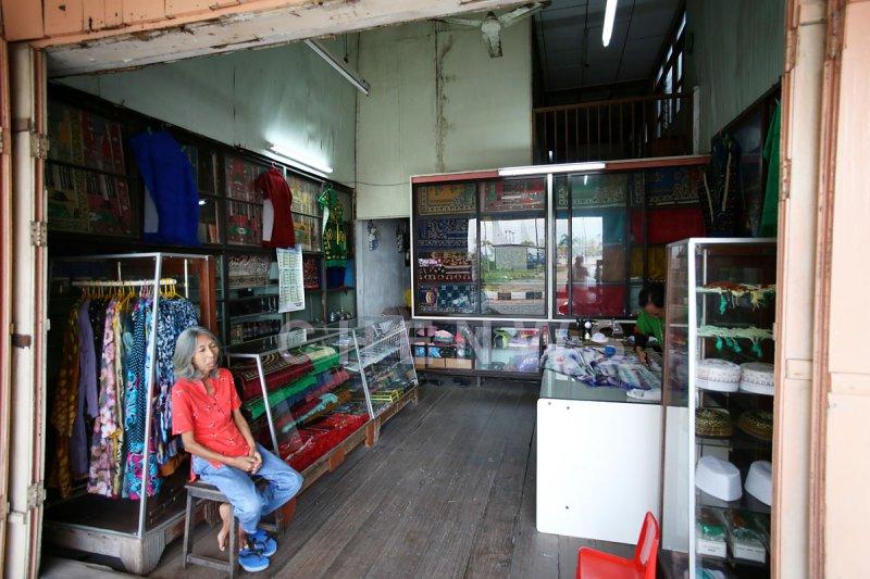 Shop in Chinatown, Kuala Terengganu