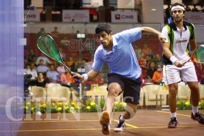 Karim Darwish (Egy) vs Saurav Ghosal (Ind)