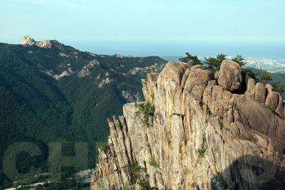 Mount Seorak range