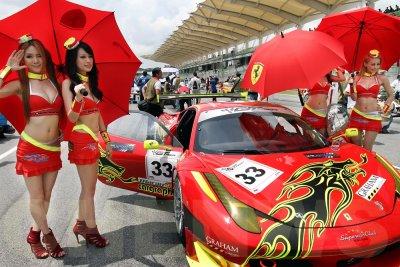 Super GT Japan 2011