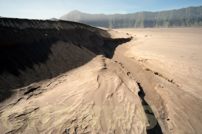 River of sand