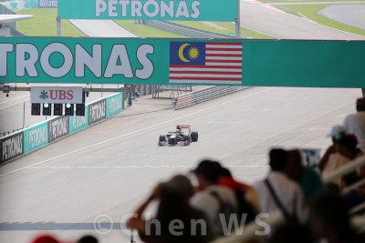F1 in Malaysia