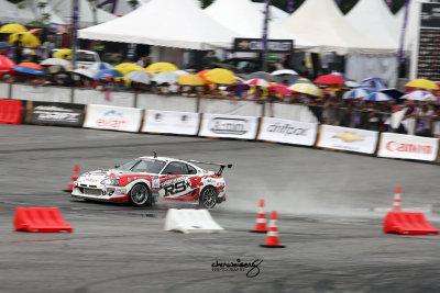 Max Orido speeds