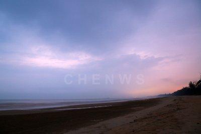 Sunrise, Cherating