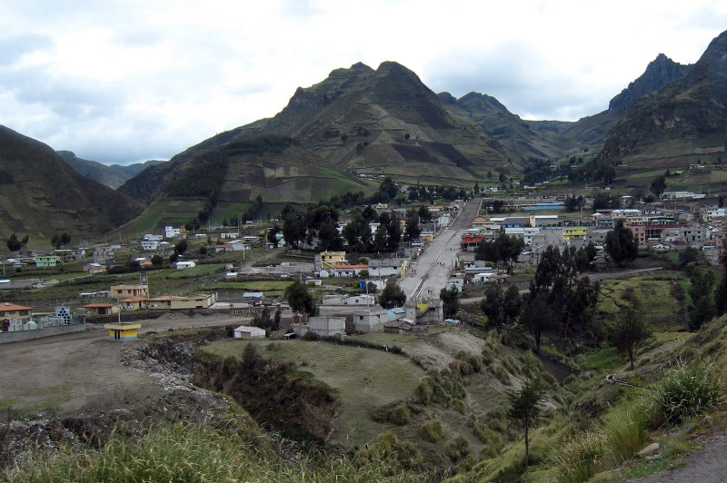Town of Zumbahua