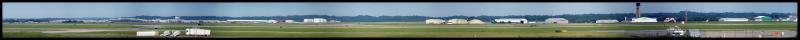 Nashville International Airport Panoramic