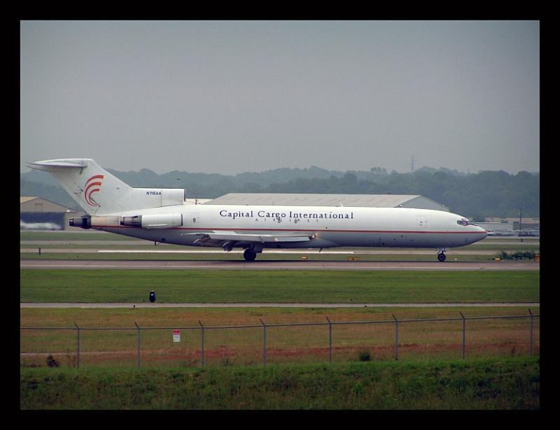 Capital Cargo Boeing 727-200 (N715AA)