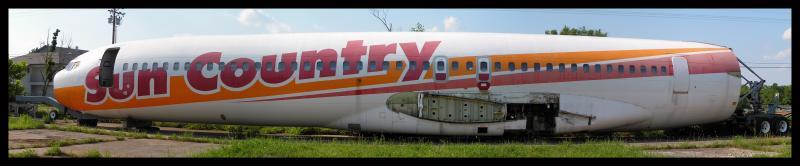 Smyrna Airport (Smyrna, TN) Plane Graveyard