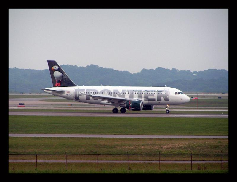 Frontiers Puffin Airbus