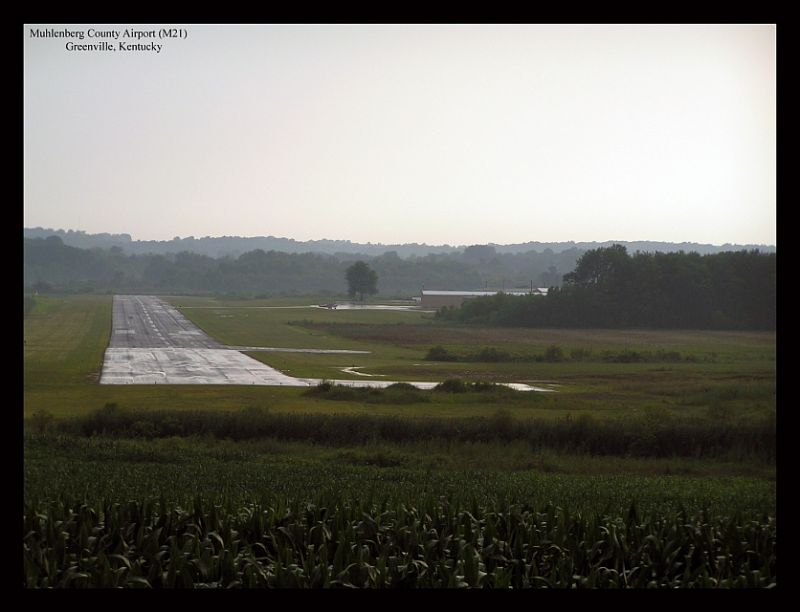Muhlenberg County Airport (M21)