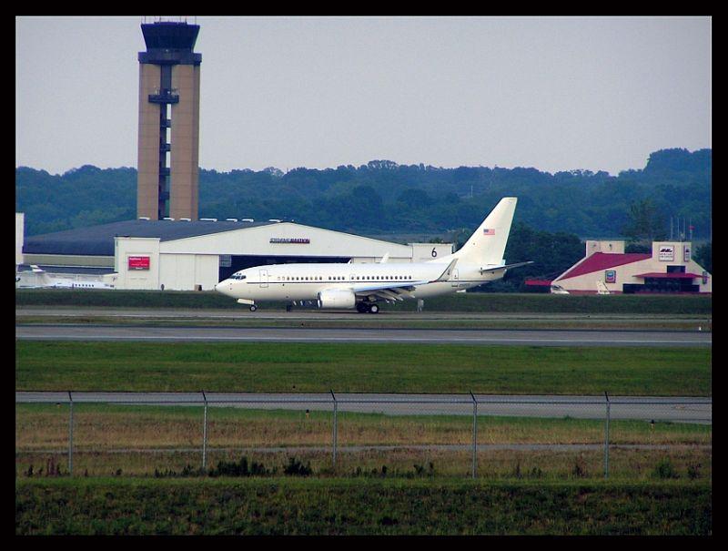 United States Airforce  C-40C