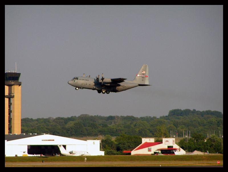 USAF Lockheed C-130 Hercules
