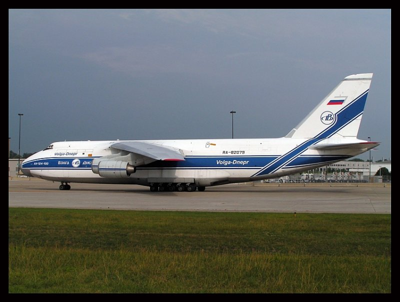 Volga Dnepr Airlines Antonov 124-100