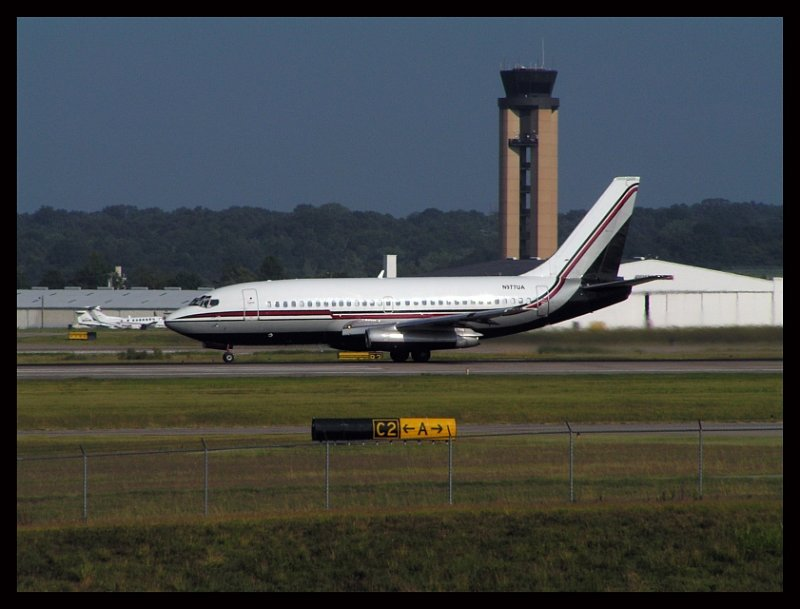 Chartered Boeing 737-200 Advanced