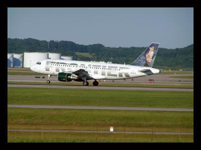 Frontier Airlines Ocelot