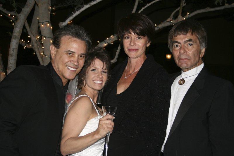 Oj, Shari, Peggy, and Ted