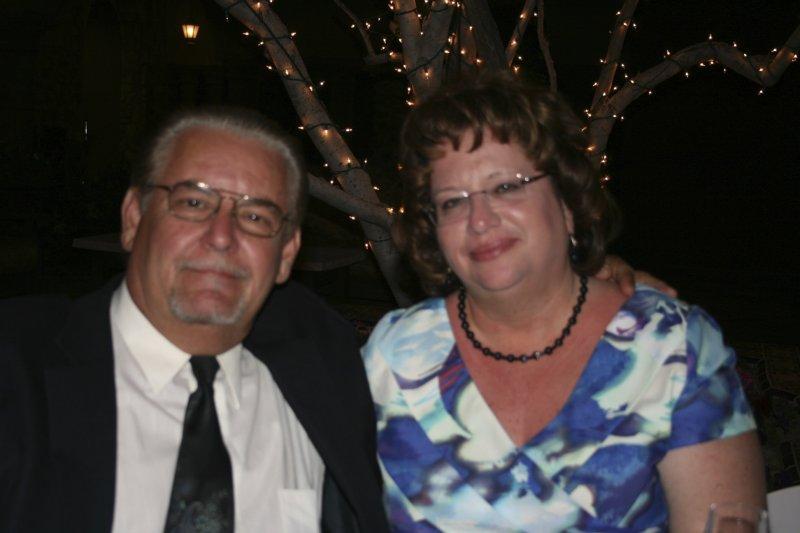 Ron and Debbie Pierce