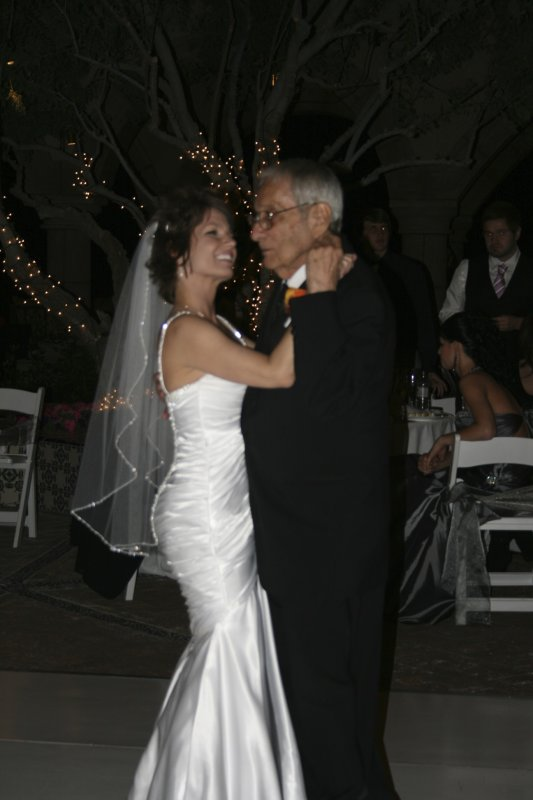 Shari and her father