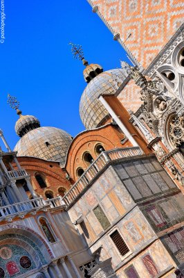 Have you visited the Basilica of San Marco? You know even this point of view?