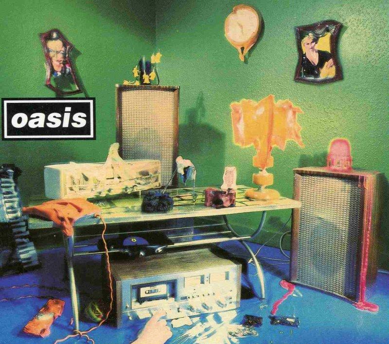 Shakermaker ~ Oasis (CD Single)