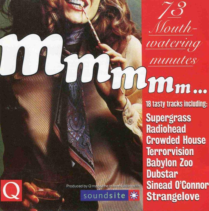 Mmmmm..... ~ Various Artists (CD)