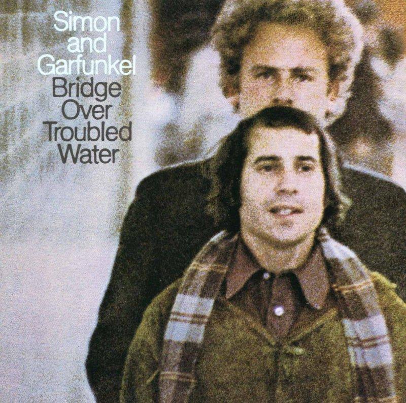 Bridge Over Troubled Water ~ Simon & Garfunkel (CD)