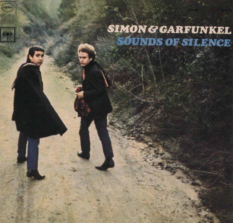 Sounds of Silence ~ Simon & Garfunkel (CD)