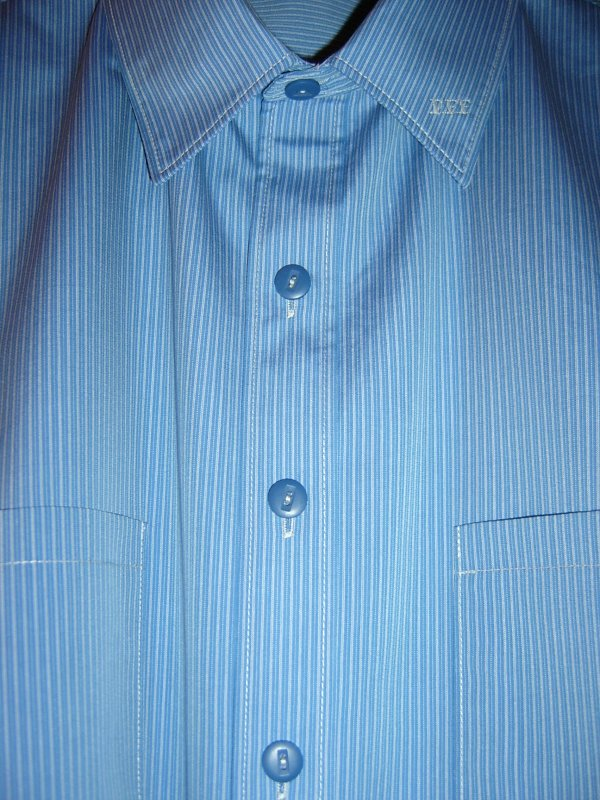 Placket Close Up