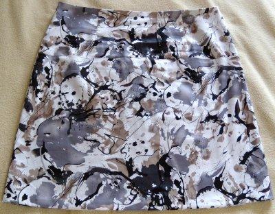 Spatter Skirt Flat