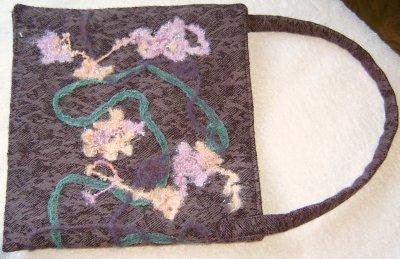 Small Xmas Bag side two