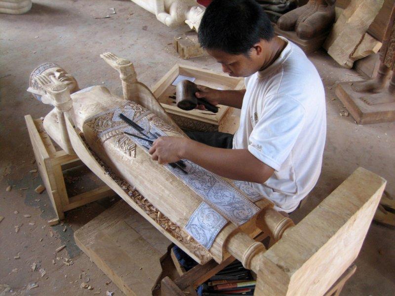 Cambodian Artist