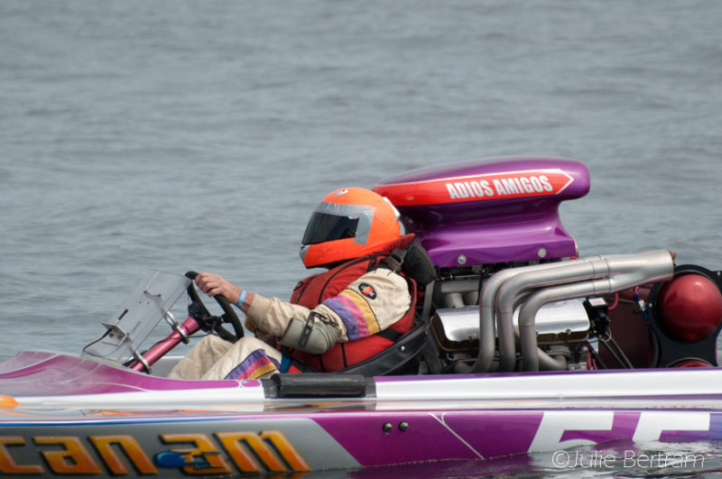 HydroBowl on Seneca Lake