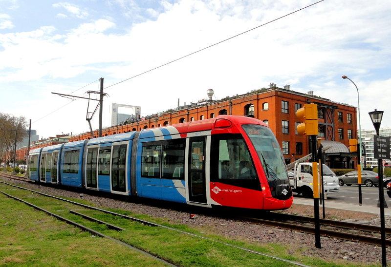 Puerto Madero Tramway