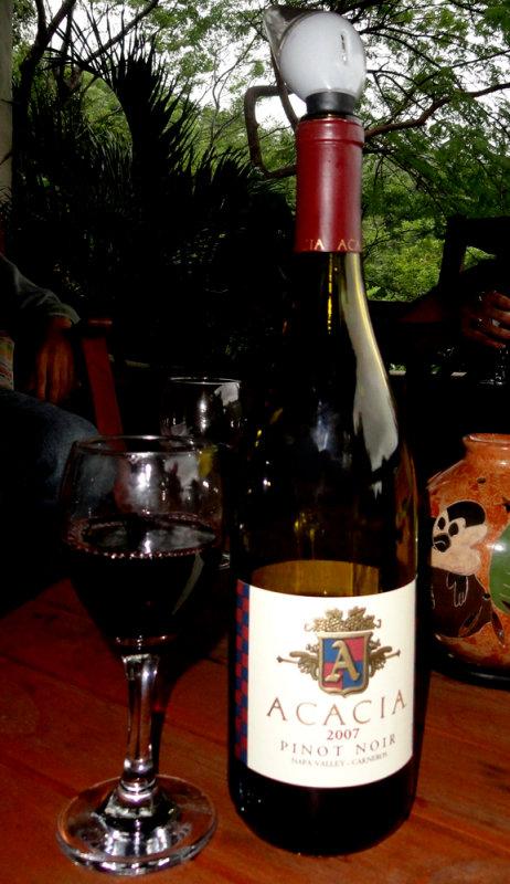 Acacia Pinot Noir 2007