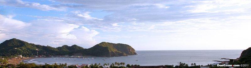 Bay Of San Juan del Sur