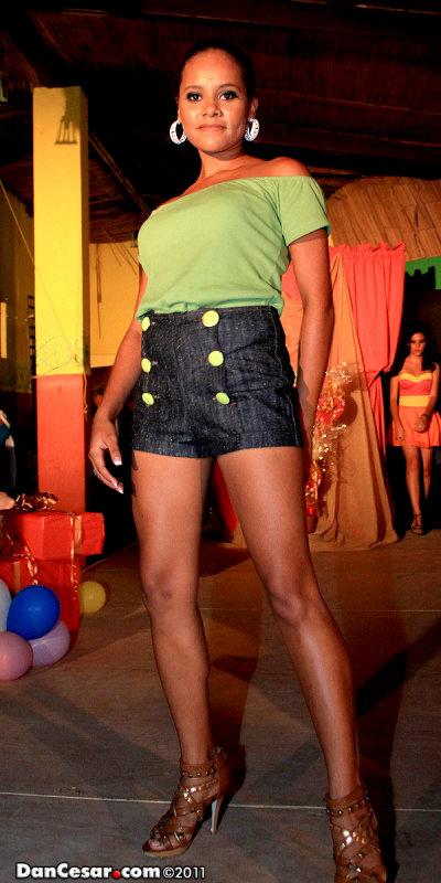 Fashion Show In San Juan del Sur