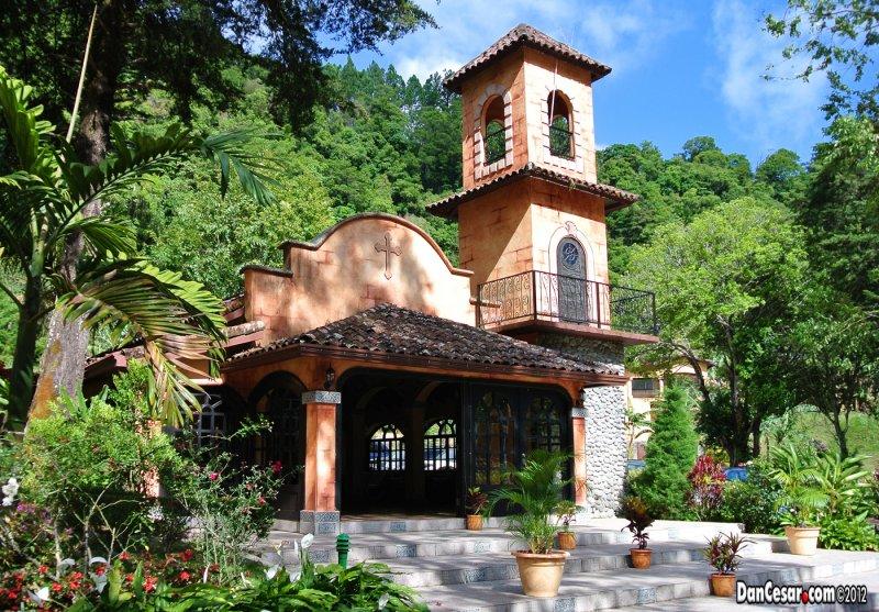 Valle Escondido Chapel