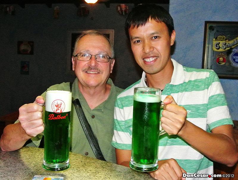 Happy St. Patricks Day in Panama